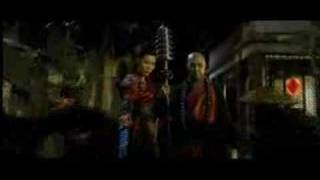 Shadowless Sword  2005- Korean Kungfu Movie Music Video