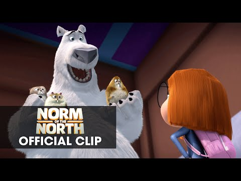 Norm of the North (Clip 'Save the Arctic')