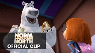 Nonton Norm Of The North  2016  Official Clip        Save The Arctic    Film Subtitle Indonesia Streaming Movie Download