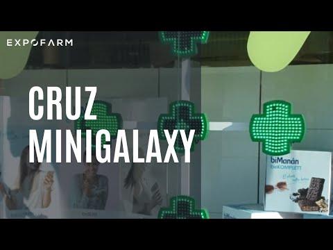 Cruz de farmacia minigalaxy