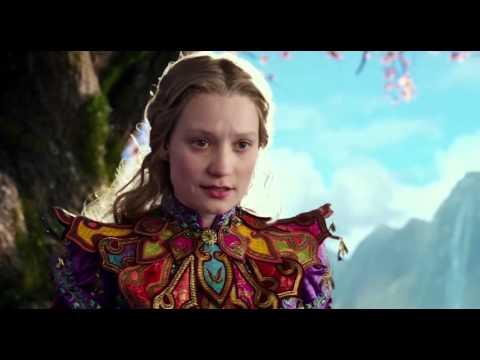 Preview Trailer Alice attraverso lo specchio, secondo trailer