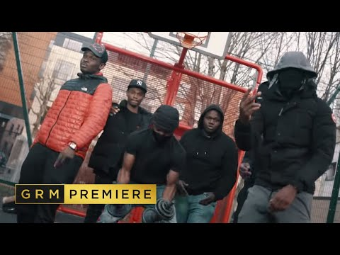#AV9 🇮🇪 Chuks X Rose9 – Sasuke (Prod. by X10) [Music Video] | GRM Daily