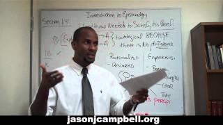 40. Epistemology Lecture Series: Section 1.4