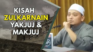 Video 046 | Kisah Nabi Zulkarnain & Yakjuj Dan Makjuj MP3, 3GP, MP4, WEBM, AVI, FLV Januari 2019