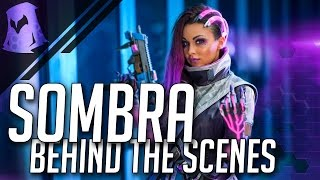 VIDEO: Behind the Scenes – Bringing SOMBRA of OVERWATCH to Life