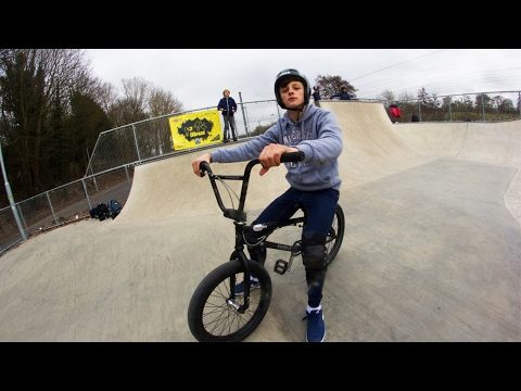 QUITTING SCOOTERS FOR BMX   WEBISODE 1 (видео)
