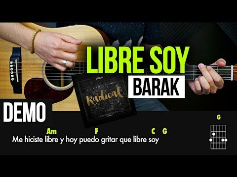 """LIBRE SOY"" Barak Ft. Alex Campos - DEMO 