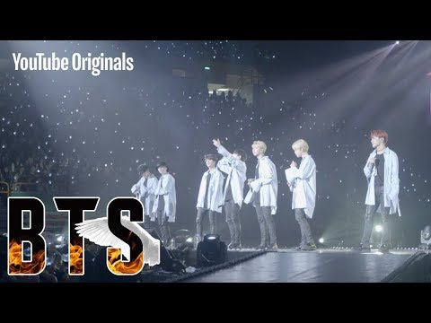 Ep8 I NEED YOU | BTS: Burn the Stage