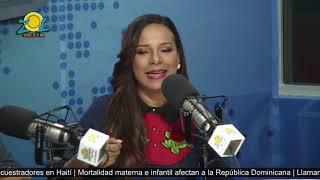 Colombia Alcantara comenta sobre la 2da temporada del programa