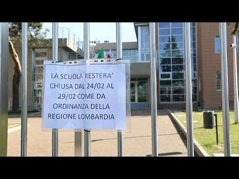 Italien: Coronavirus - 29 Tote, 1.128 Infizierte, viel ...