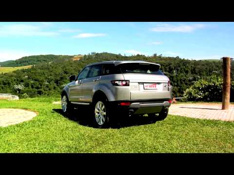 "2014 Range Rover Evoque ""The Scent"" Commercial 