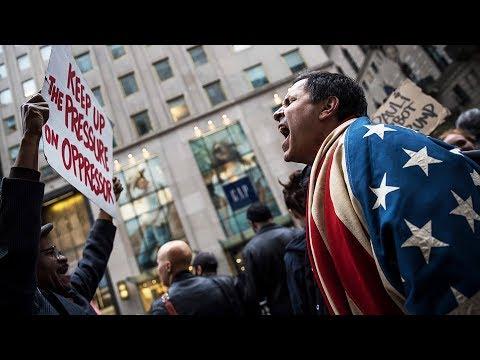 Republican Anti-Protester Laws Killing Free Speech