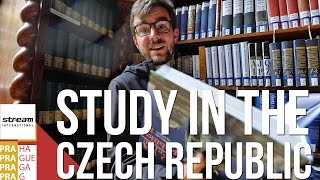 Being a student in the Czech Republic? Pretty awesome, let me show you.. :) For any questions about studying here, check out...