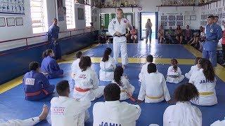 Judoca da região se prepara para defender o Brasil nas Olimpíadas de Tóquio em 2020