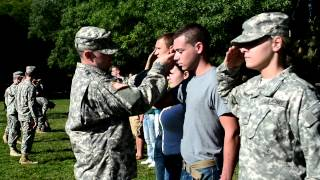 Brockport (NY) United States  city images : Brockport ROTC 2014-2015