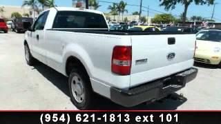 2006 Ford F150 - Cheap Auto Repo Sales - Pompano Beach, FL