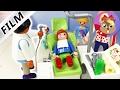 Playmobil Hikayeleri Türkçe: Ceylan Ailesi Diş Doktorunda ! Dişler çürükmü? Benimle Oyna
