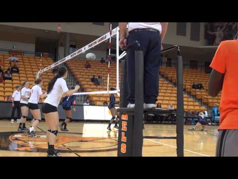 Volleyball vs. North Carolina A&T - 10/21/14