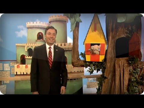 romney - Mitt Romney recently said he wants to cut funding for PBS, which is odd, considering he hosts his own children's show on the network. Subscribe NOW to Late N...