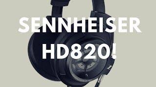 Headphone News!► New Sennheiser HD820 Headphones