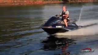 3. Yamaha VX Cruiser Test 2015- By BoatTest.com