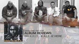 Big K.R.I.T. - K.R.I.T. Iz Here Album Review | DEHH