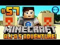 "Minecraft - Ali-A's Adventure #57! - ""SECRET TREASURE!"""