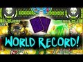 Card Battles E3: New Highest Round World Record! (Bloons TD Battles)