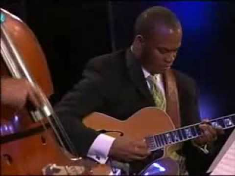 Ron Carter Trio Autumn Leaves online metal music video by RON CARTER