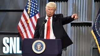 Video Donald Trump Trucker Rally Cold Open - SNL MP3, 3GP, MP4, WEBM, AVI, FLV Maret 2018