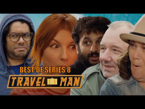 Richard & Co's HYSTERICAL moments from series 8 | Travel Man