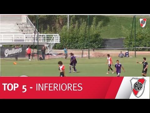 Goles de Divisiones Inferiores (28/03/2019)