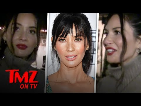 Olivia Munn Is So Happy For Her Ex - Aaron Rodgers | TMZ TV