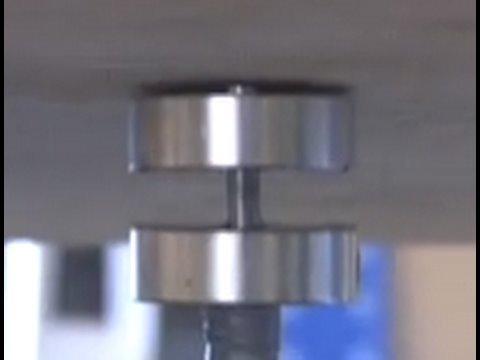 MAGNETIC LEVITATION Vertical Axis Wind Turbine NEODYMIUM MAGNET rare earth magnets spin art (видео)
