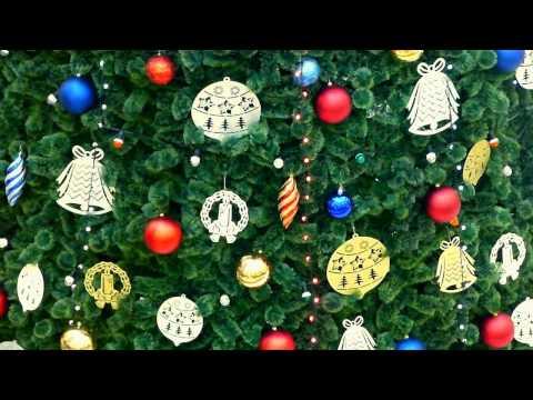 Видео игрушек на новый год