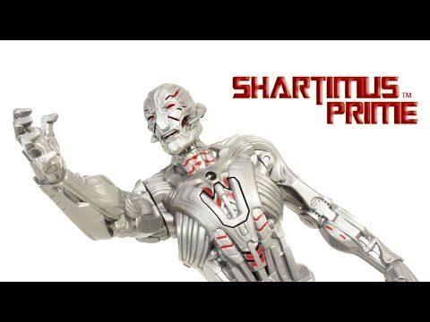 Ultron Titan Hero Tech Avengers: Age of Ultron Action Figure Toy Review