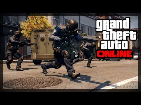 Gta - GTA 5 DLC - Bank Heist