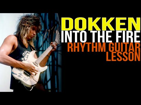 Video Dokken Into The Fire Rhythm Guitar Lesson, George Lynch - Lynch Lycks S4 Lyck 1 download in MP3, 3GP, MP4, WEBM, AVI, FLV January 2017