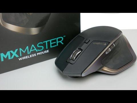 BESTE WIRELESS MAUS!? - Logitech MX Master Review / Test