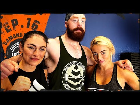 Ep.16 Mandy Rose & Sonya DeVille 'Absolution' Full Body Workout...