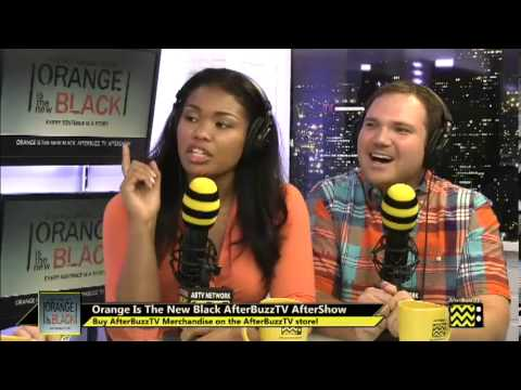 "Orange Is The New Black After Show Season 1 Episode 1 ""I Wasn't Ready"" 