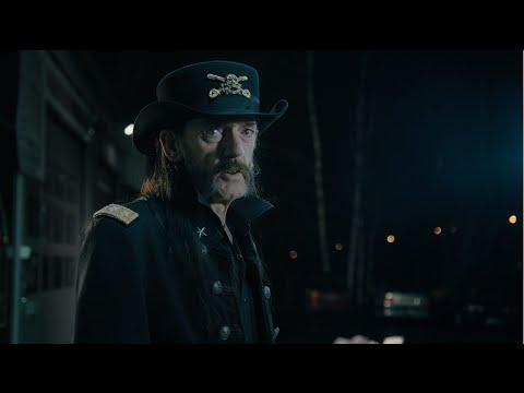 Valion kunnianosoitus Lemmy Kilmisterille