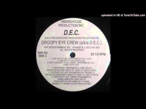Droopy Eye Crew   You Know My Steez Instrumental