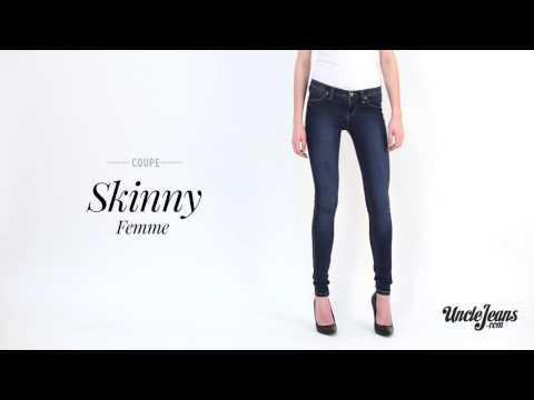 Jeans Femme : le guide de toutes les coupes de jeans