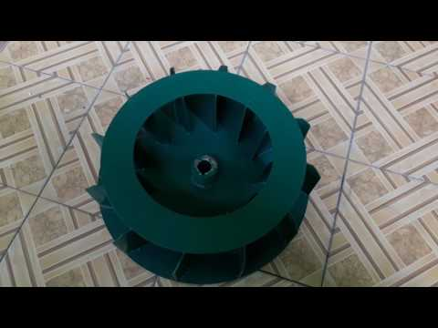 Impeller dust collector 24