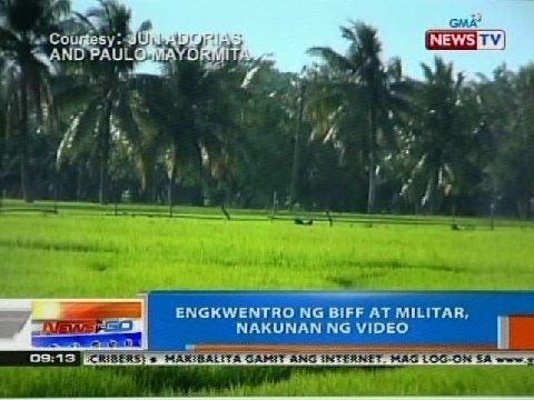Video NTG: Engkwentro ng BIFF at militar, nakunan ng video download in MP3, 3GP, MP4, WEBM, AVI, FLV January 2017
