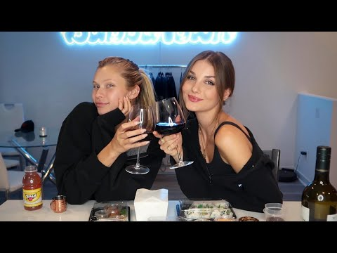 Super Honest Confessions **DRUNK MUKBANG** w/ Josie Canseco