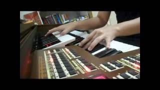 Hino 267 - Graça Maravilhosa - Órgão - Hinário 5 CCB