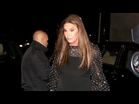 Caitlyn Jenner And Girlfriend Sophia Hutchins Turn Heads After Romantic Dinner In WeHo
