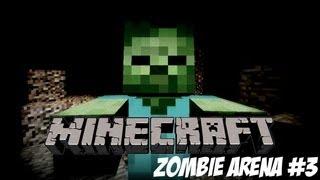 Minecraft Zombie Arena #3 /w MrChrisRawks & SpectralEclipse